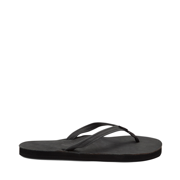 Womens Rainbow 301 Sandal - Black