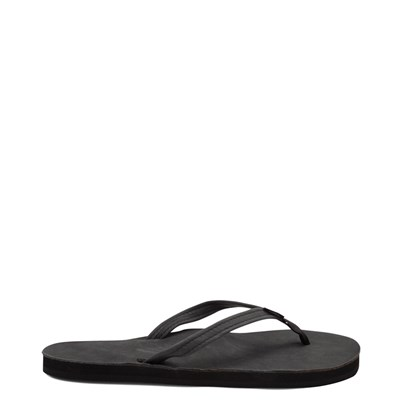 Main view of Womens Rainbow 301 Sandal - Black