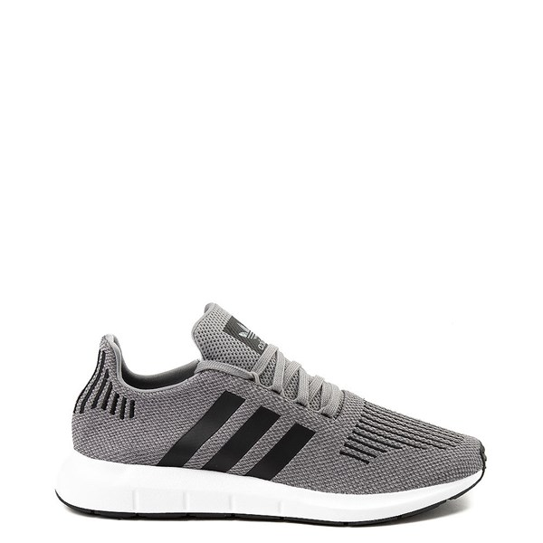 Mens adidas Swift Run Athletic Shoe - Gray