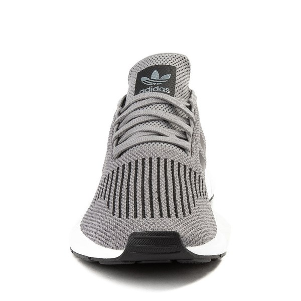 alternate view Mens adidas Swift Run Athletic Shoe - GrayALT4