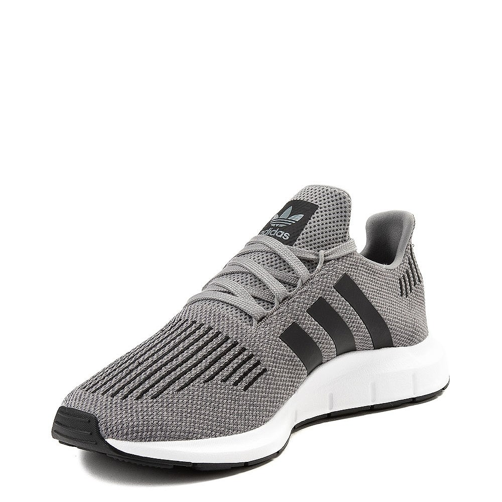 nuovi arrivi bella vista miglior sito Mens adidas Swift Run Athletic Shoe - Gray | Journeys