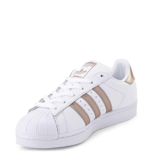 alternate view Womens adidas Superstar Athletic ShoeALT3