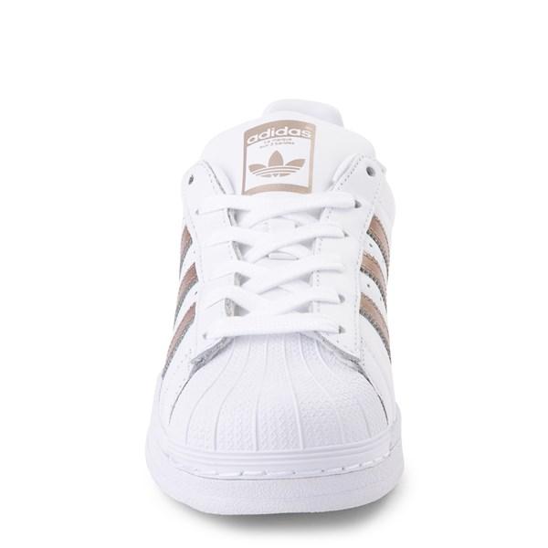 alternate view Womens adidas Superstar Athletic ShoeALT4