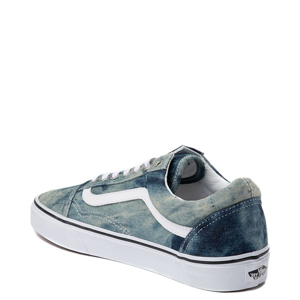 alternate view Vans Old Skool Skate Shoe - Acid DenimALT2