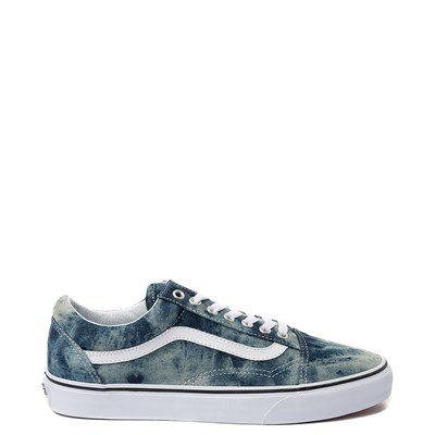 Main view of Vans Old Skool Skate Shoe - Acid Denim
