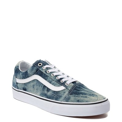 Alternate view of Acid Denim Vans Old Skool Skate Shoe