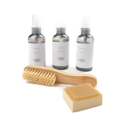 Main view of UGG® Care Kit