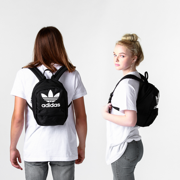 alternate view adidas National Mini Backpack - BlackALT1BADULT