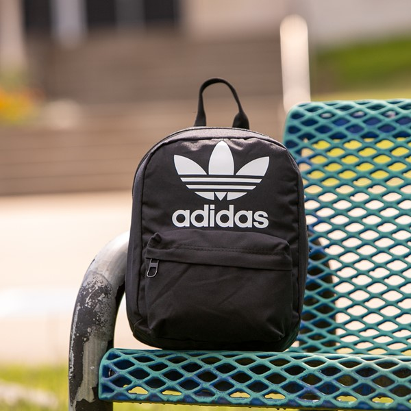 alternate view adidas National Mini Backpack - BlackALT1BB