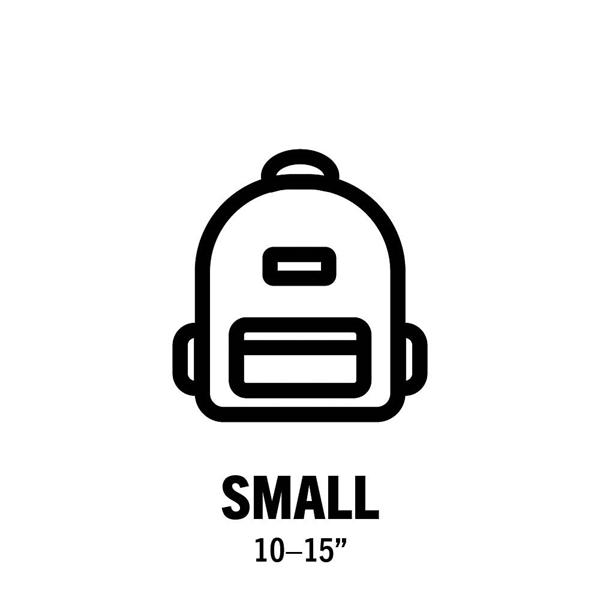 alternate view adidas National Mini Backpack - BlackALT1C