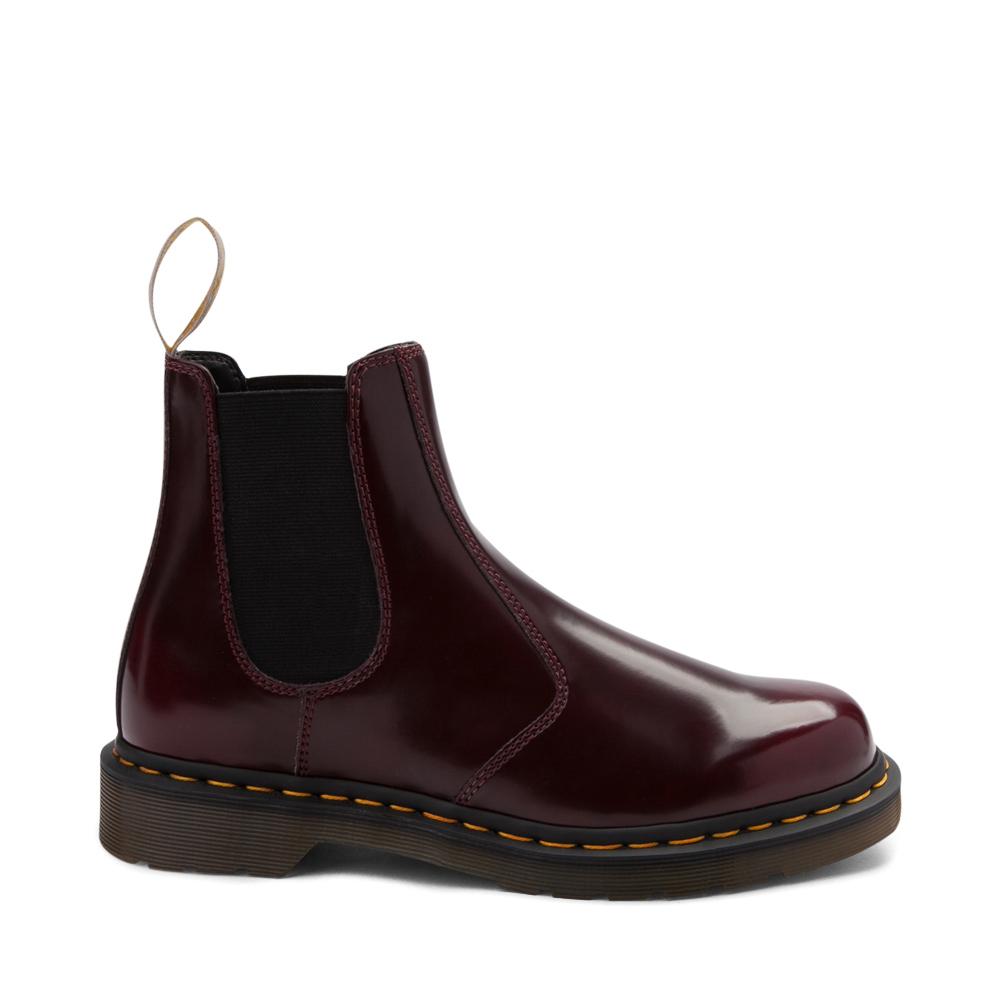 Dr. Martens 2976 Vegan Cambridge Chelsea Boot - Burgundy