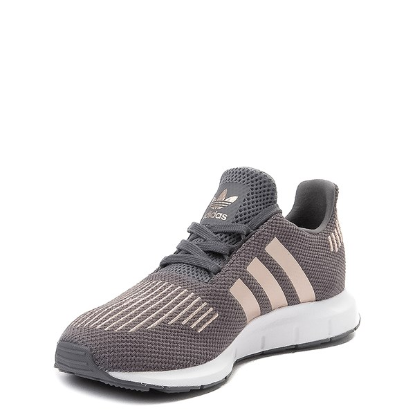 alternate view adidas Swift Run Athletic Shoe - Big KidALT3