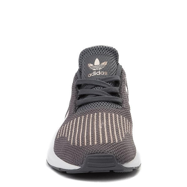 alternate view adidas Swift Run Athletic Shoe - Big KidALT4