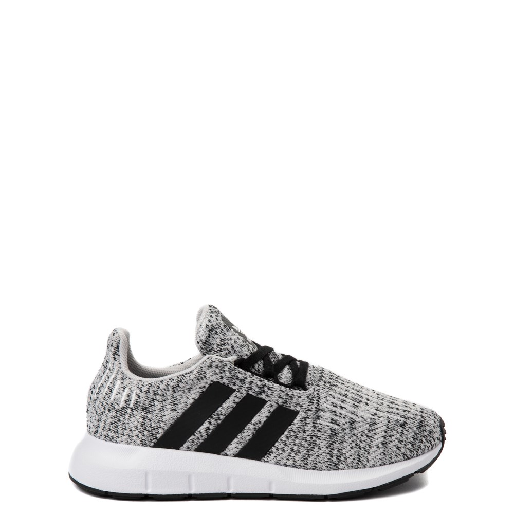 adidas Swift Run Athletic Shoe - Little Kid