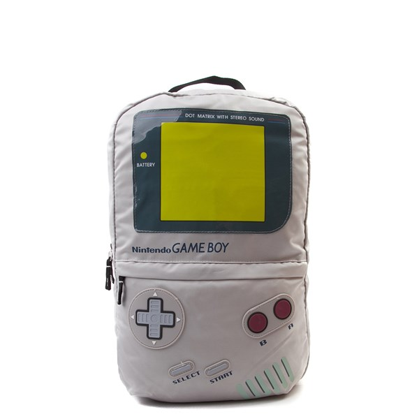 Nintendo Game Boy Backpack - Gray