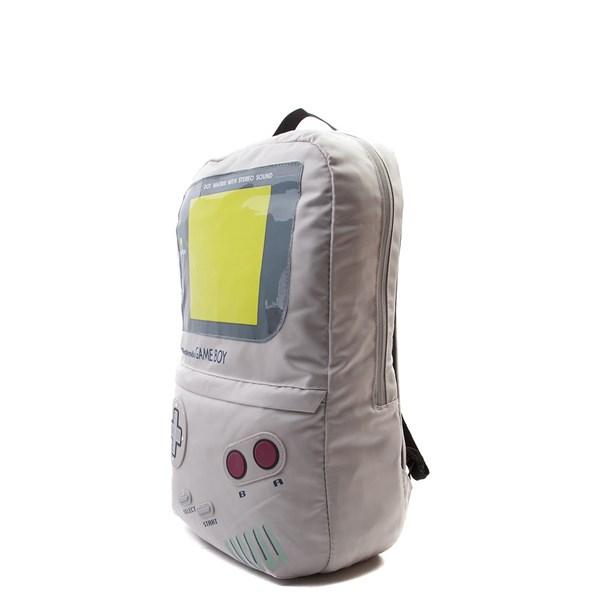 alternate view Nintendo Game Boy Backpack - GrayALT2