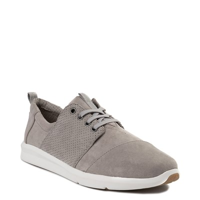 Alternate view of Mens TOMS Del Sur Casual Shoe - Gray