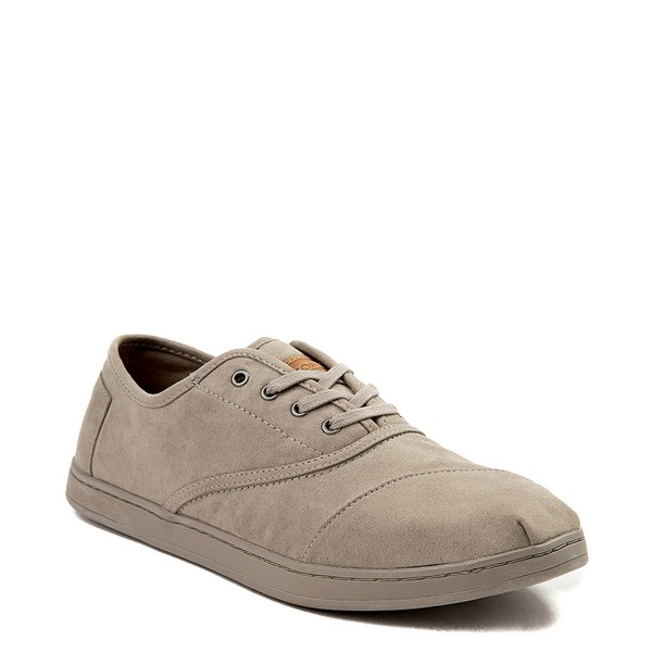 alternate view Mens TOMS Donovan Casual Shoe - TaupeALT1