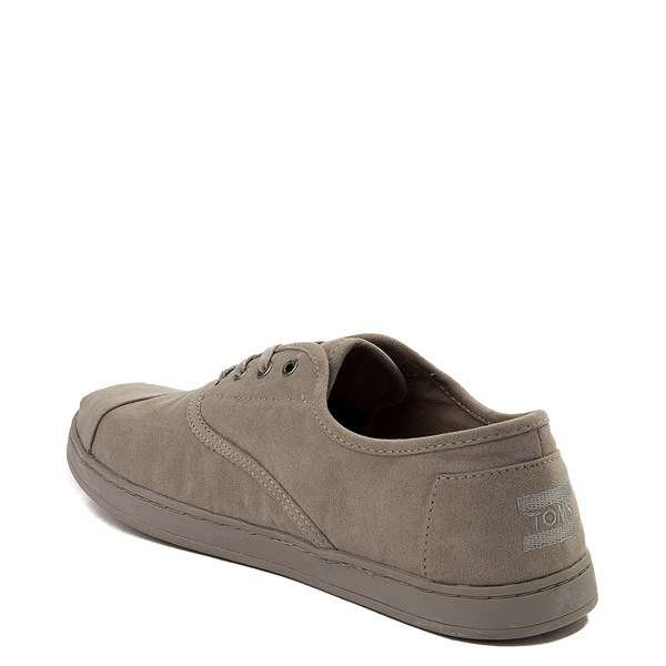 alternate view Mens TOMS Donovan Casual Shoe - TaupeALT2