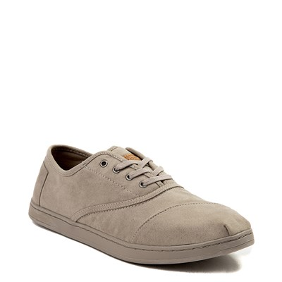 Alternate view of Mens TOMS Donovan Casual Shoe - Taupe