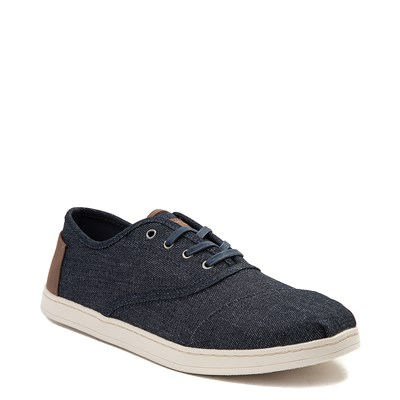 Alternate view of Mens TOMS Donovan Casual Shoe - Denim