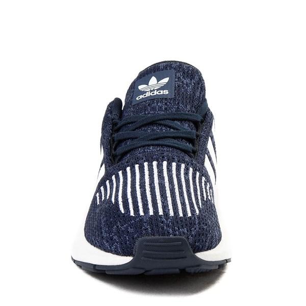 alternate view adidas Swift Run Athletic Shoe - Big KidALT4