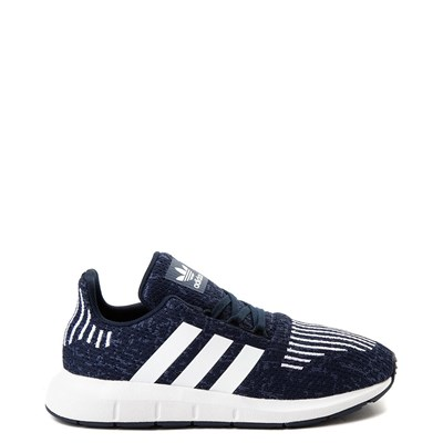 Main view of adidas Swift Run Athletic Shoe - Big Kid