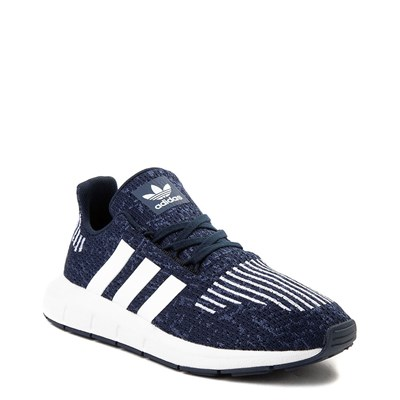 Alternate view of adidas Swift Run Athletic Shoe - Big Kid