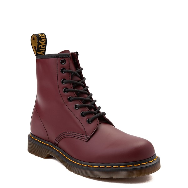 alternate view Dr. Martens 1460 8-Eye Boot - Cherry RedALT5