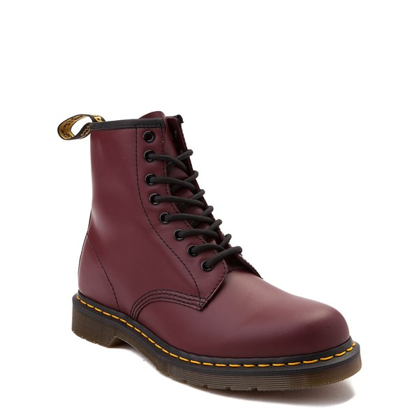 alternate view Dr. Martens 1460 8-Eye Boot - Cherry RedALT1