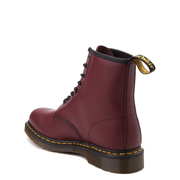 alternate view Dr. Martens 1460 8-Eye Boot - Cherry RedALT2