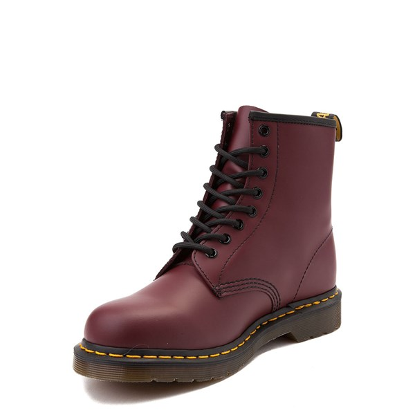 alternate view Dr. Martens 1460 8-Eye Boot - Cherry RedALT3