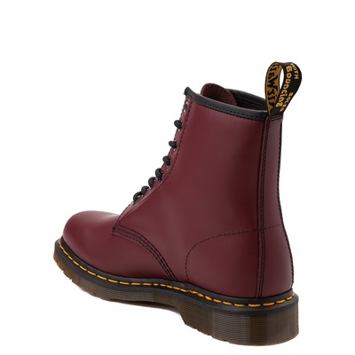 Alternate view of Dr. Martens 1460 8-Eye Boot - Cherry Red