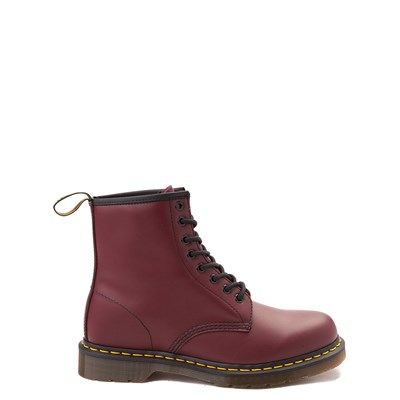 Main view of Dr. Martens 1460 8-Eye Boot - Cherry Red