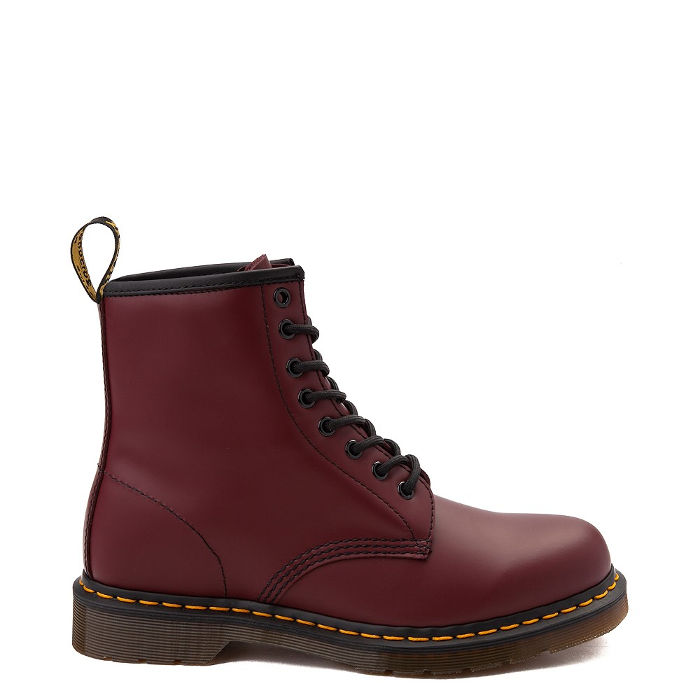 Dr. Martens 1460 8-Eye Boot - Cherry Red