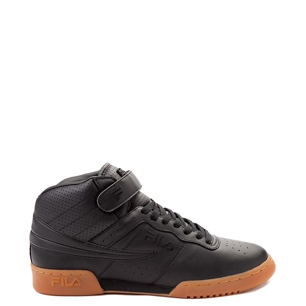 Mens Fila F-13 Athletic Shoe - Black / Gum
