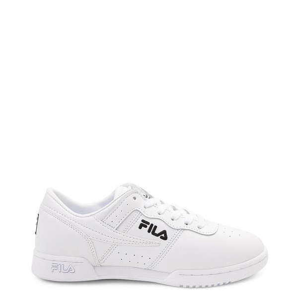 Womens Fila Original Fitness Athletic Shoe - White