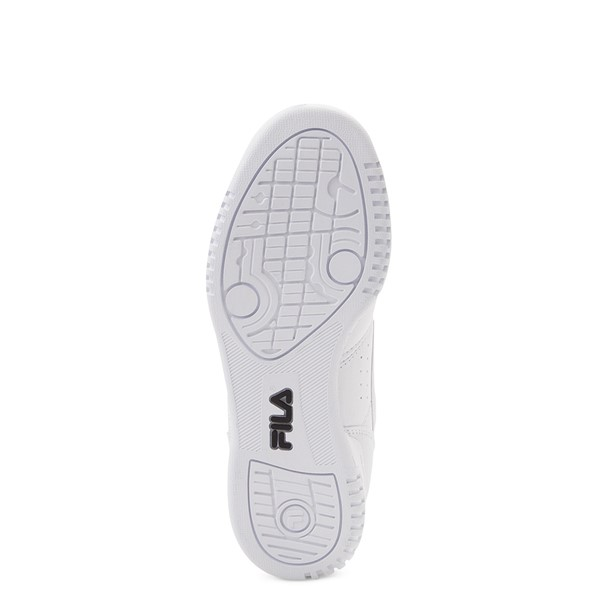 alternate view Womens Fila Original Fitness Athletic Shoe - WhiteALT3