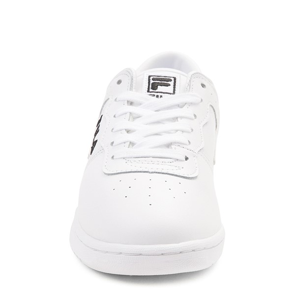 alternate view Womens Fila Original Fitness Athletic Shoe - WhiteALT4