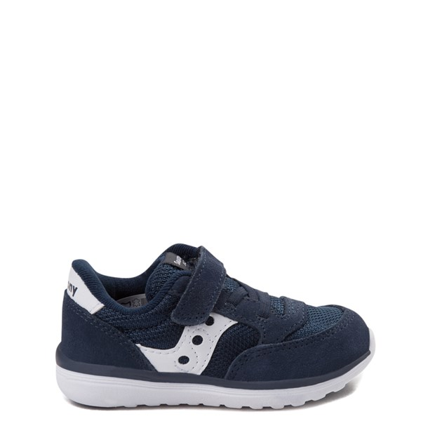 Main view of Saucony Jazz Lite Athletic Shoe - Baby / Toddler / Little Kid - Navy