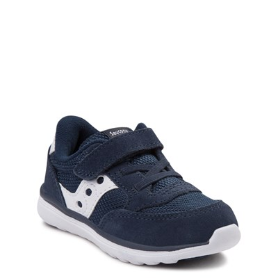 Alternate view of Saucony Jazz Lite Athletic Shoe - Baby / Toddler / Little Kid - Navy