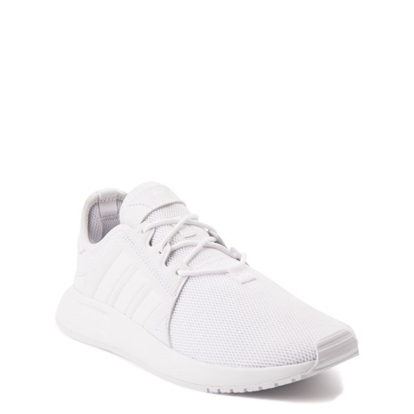 alternate view adidas X_PLR Athletic Shoe - Big Kid - White MonochromeALT1