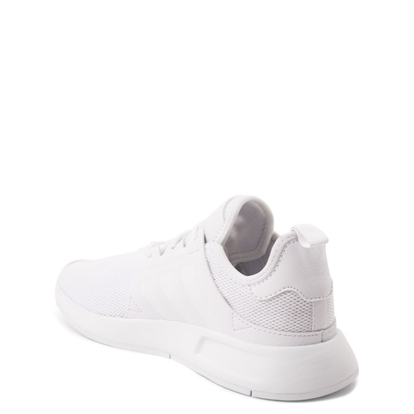alternate view adidas X_PLR Athletic Shoe - Big Kid - White MonochromeALT2