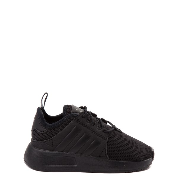 adidas X_PLR Athletic Shoe - Baby / Toddler - Black Monochrome