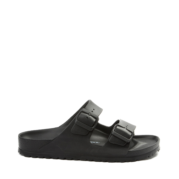 Main view of Womens Birkenstock Arizona EVA Sandal - Black