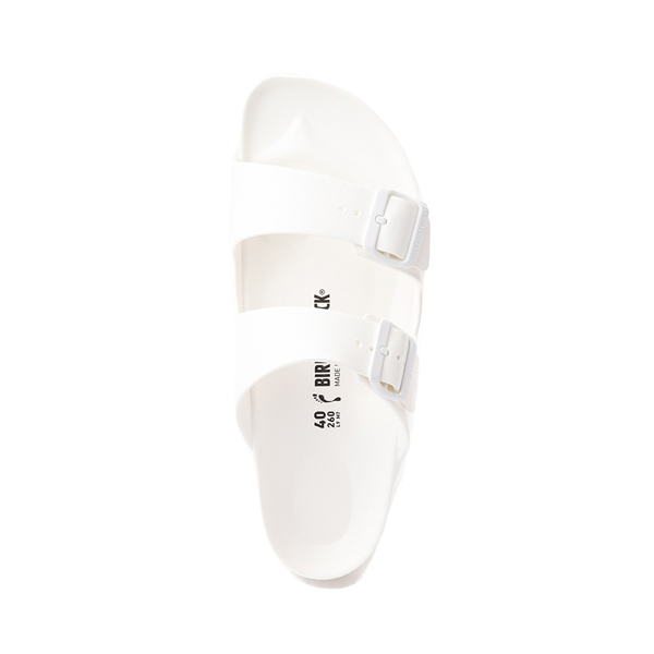 alternate view Womens Birkenstock Arizona EVA Sandal - WhiteALT2