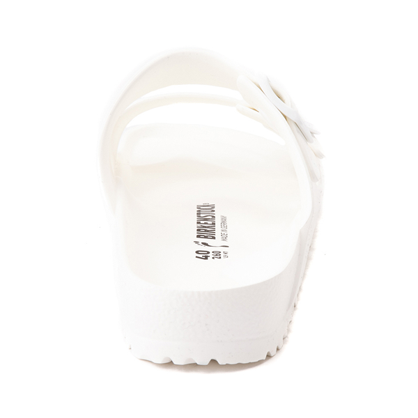 alternate view Womens Birkenstock Arizona EVA Sandal - WhiteALT4