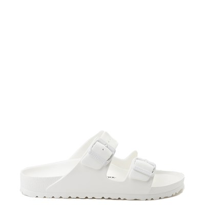 Main view of Womens Birkenstock Arizona EVA Sandal - White