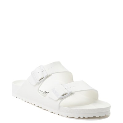 Alternate view of Womens Birkenstock Arizona EVA Sandal - White