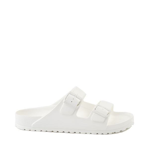 Main view of Mens Birkenstock Arizona EVA Sandal - White